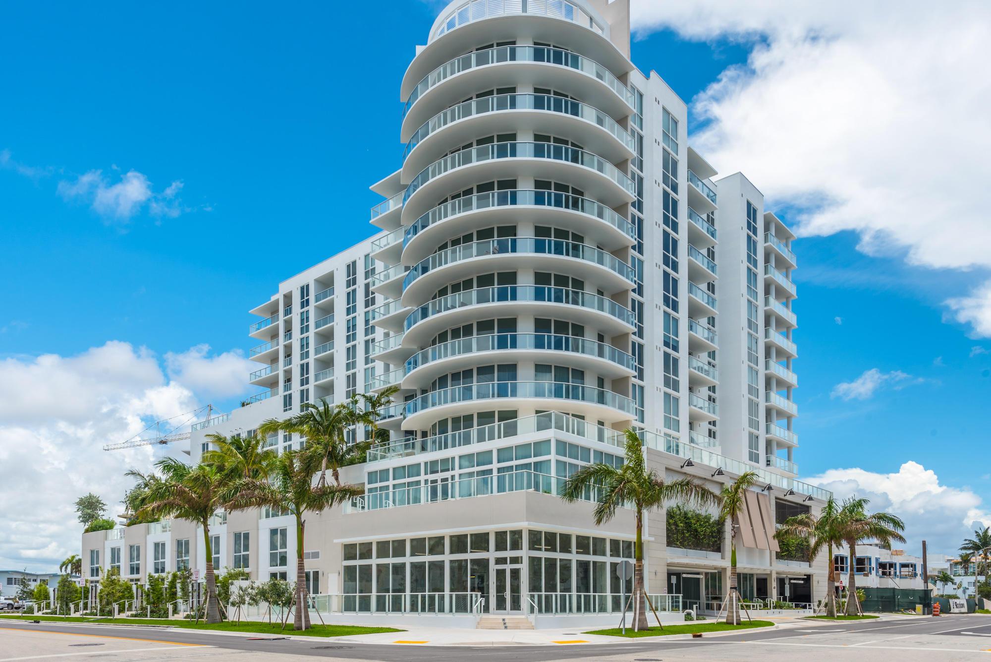 401 N Birch Road, 414 - Fort Lauderdale, Florida