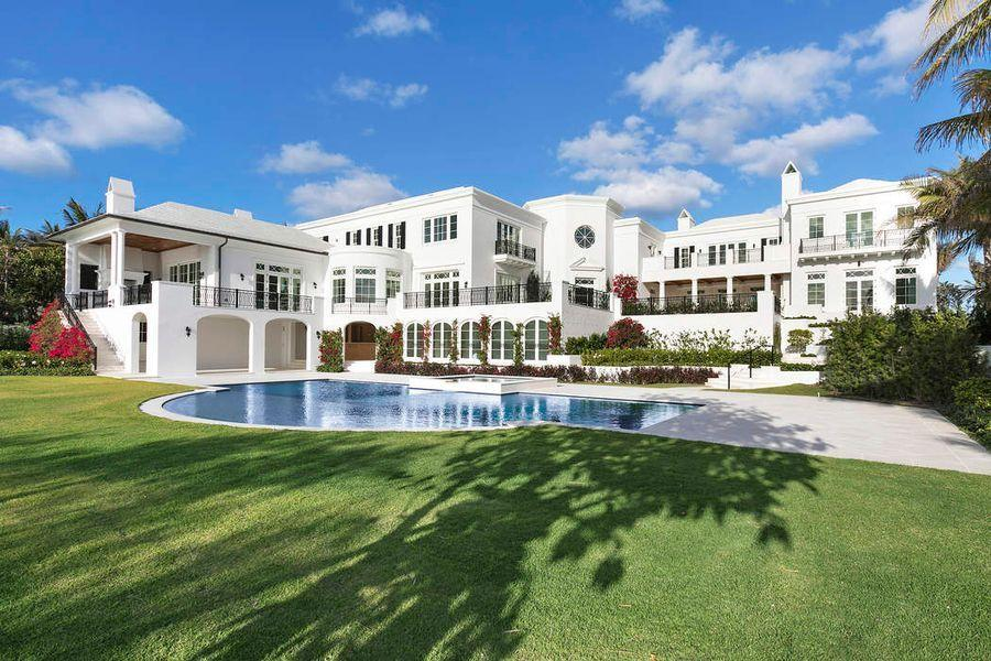 New Home for sale at 1900 Ocean Boulevard in Palm Beach