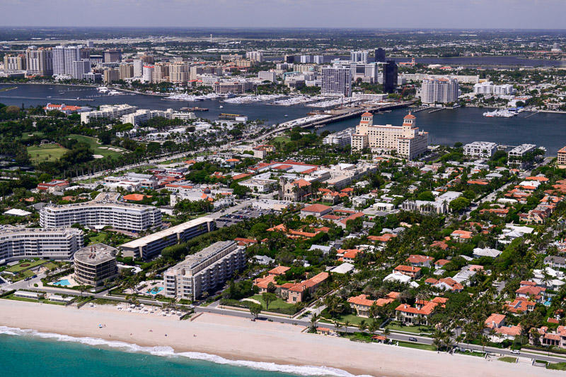 OCEAN TOWERS PALM BEACH REAL ESTATE