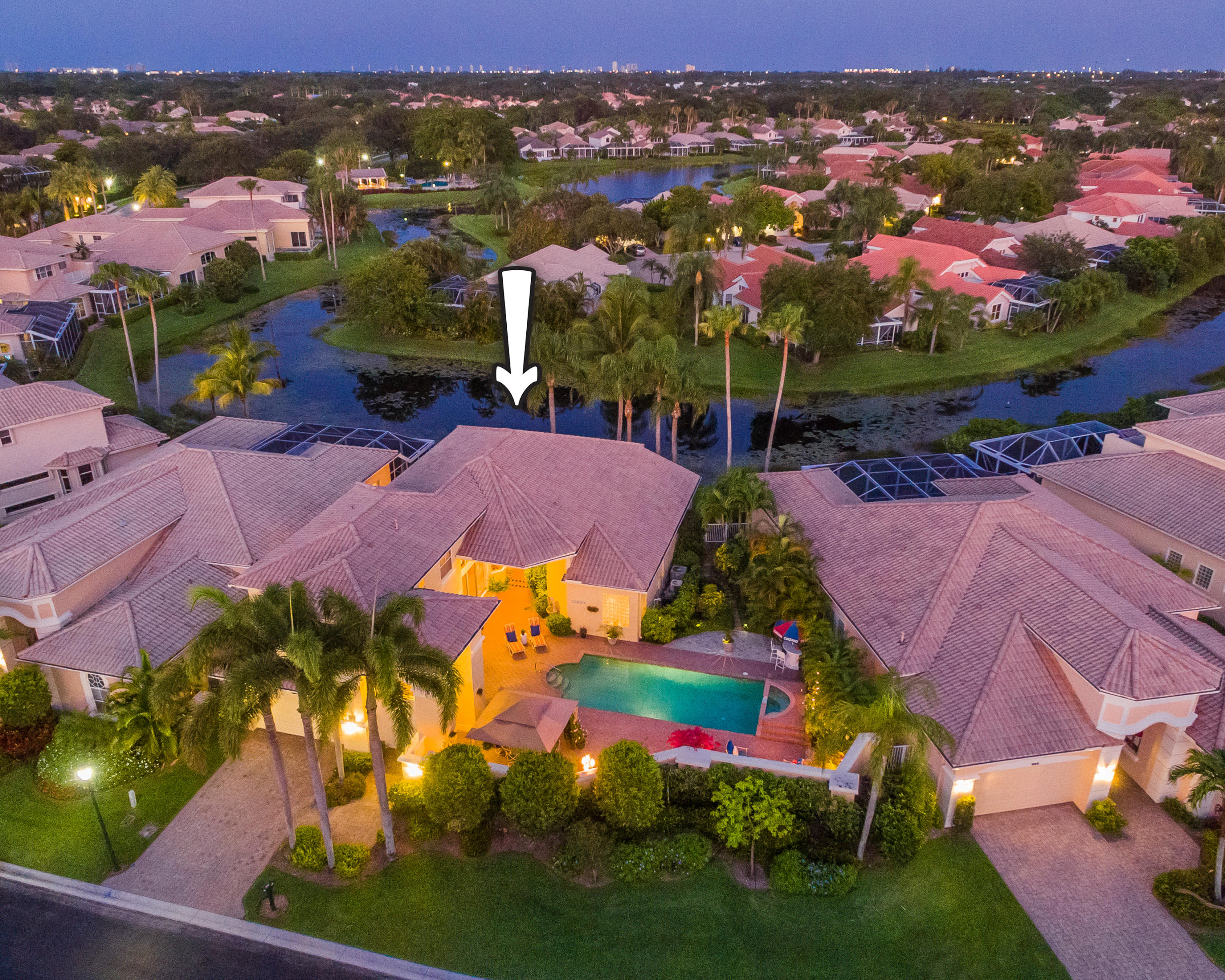 1134 Grand Cay Drive, Palm Beach Gardens, Florida 33418, 4 Bedrooms Bedrooms, ,4.1 BathroomsBathrooms,F,Single family,Grand Cay,RX-10444648