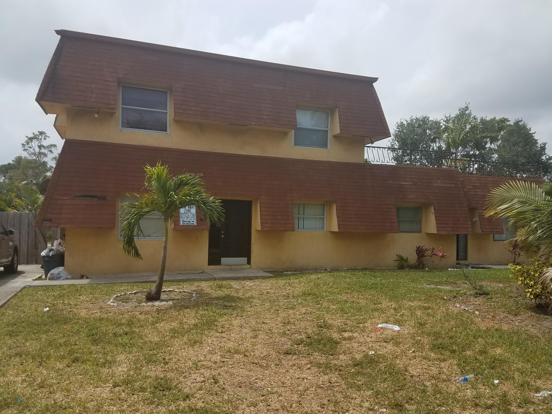 Real Estate CONTINGENT - 743 Bonnie Lane, West Palm Beach, FL 33415 ...