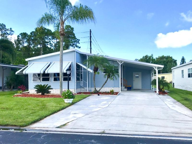 Home for sale in St. Lucie Falls Stuart Florida
