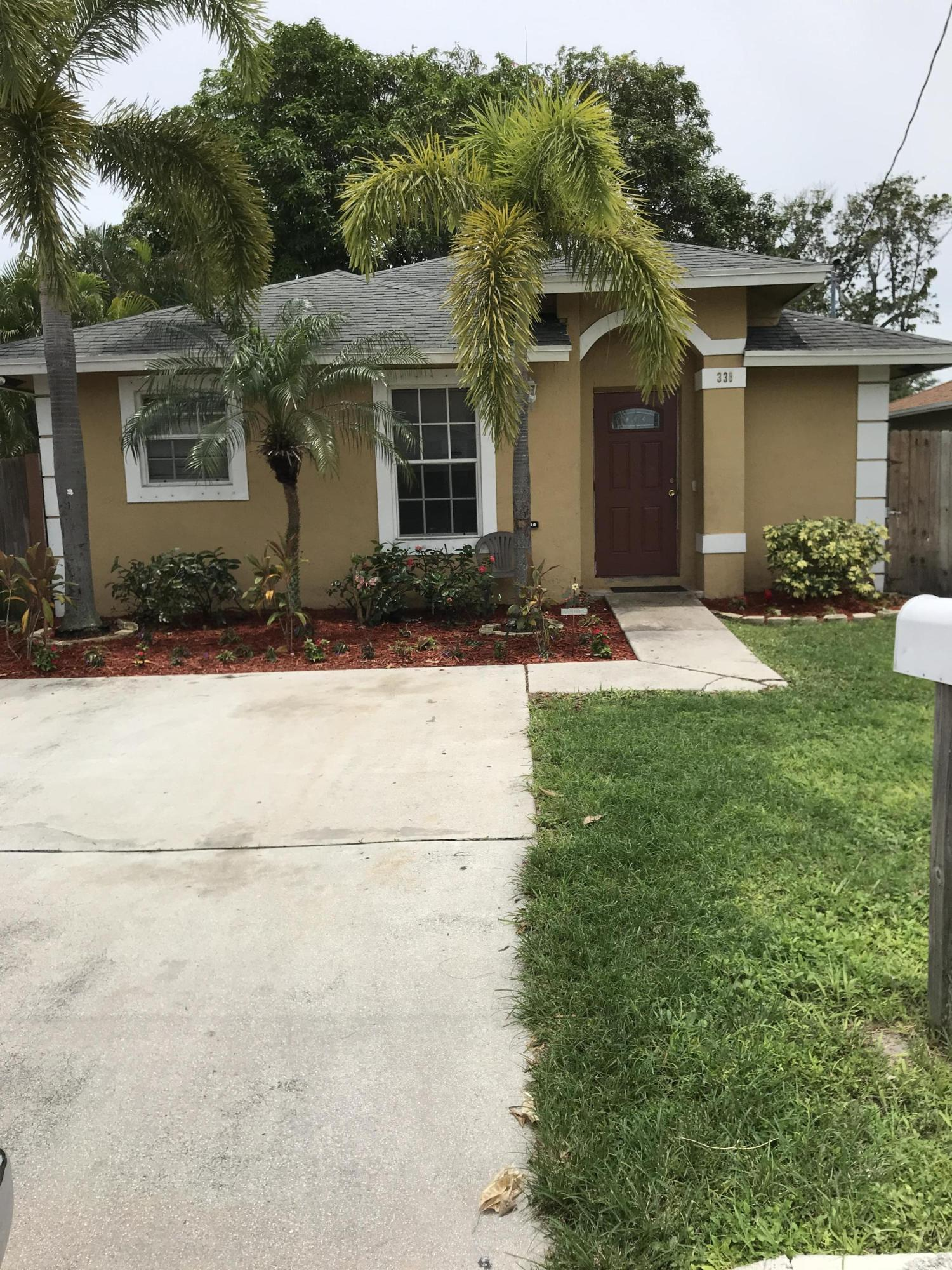 330 NE 13th Avenue Boynton Beach, FL 33435