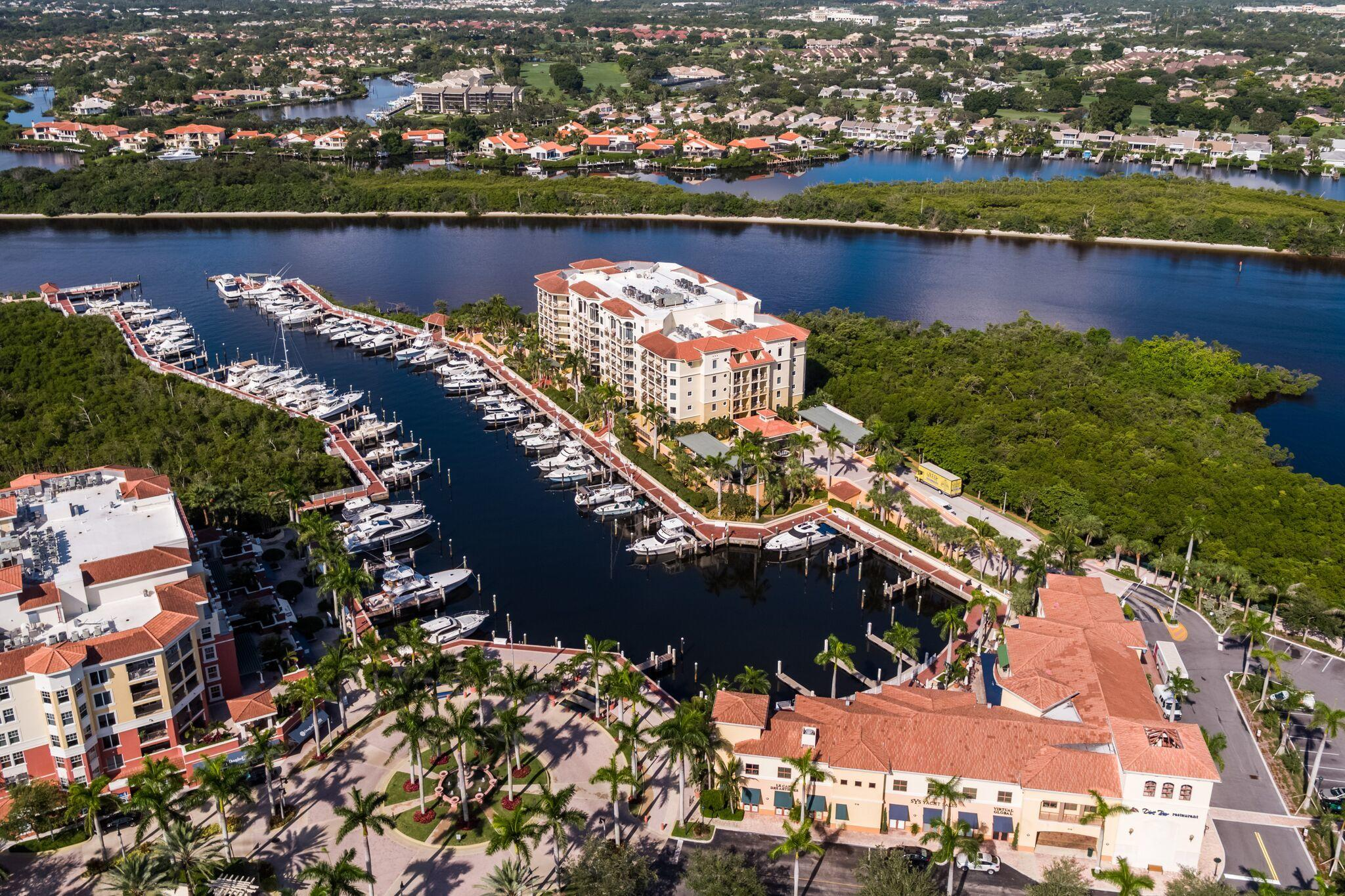 JUPITER YACHT CLUB REALTY