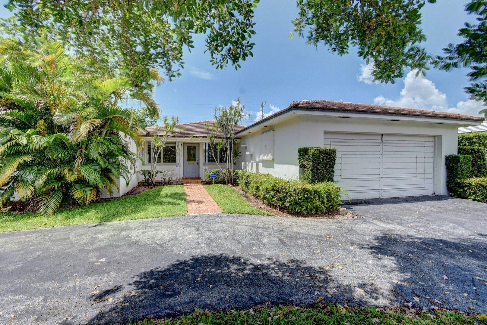 Home for sale in WORTH COURT FIRST Addition West Palm Beach Florida