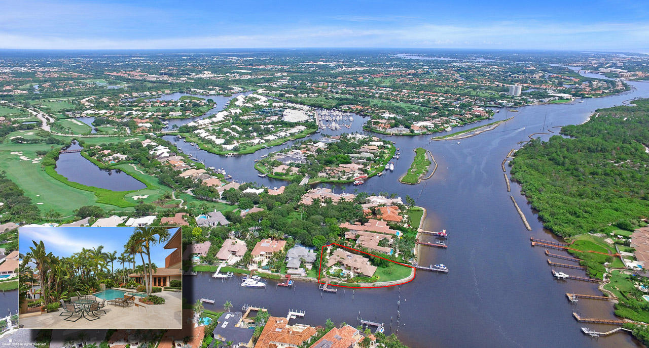 New Home for sale at 199 Commodore Drive in Jupiter