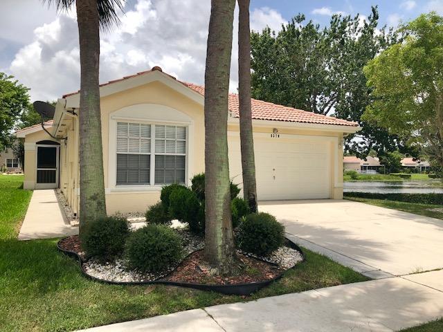 Home for sale in NAUTICA 2 Boynton Beach Florida