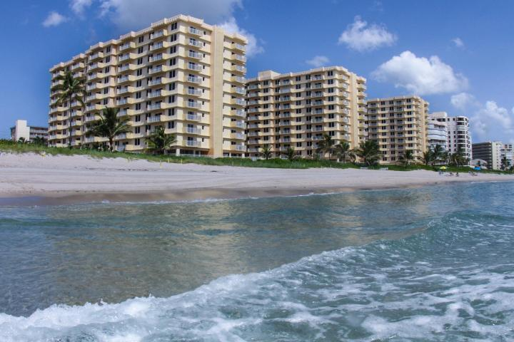 Home for sale in Ambassadors East Highland Beach Florida