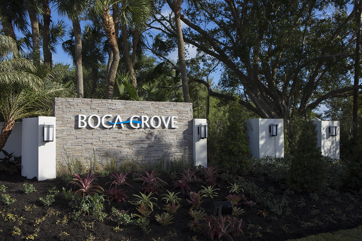 BOCA GROVE REAL ESTATE