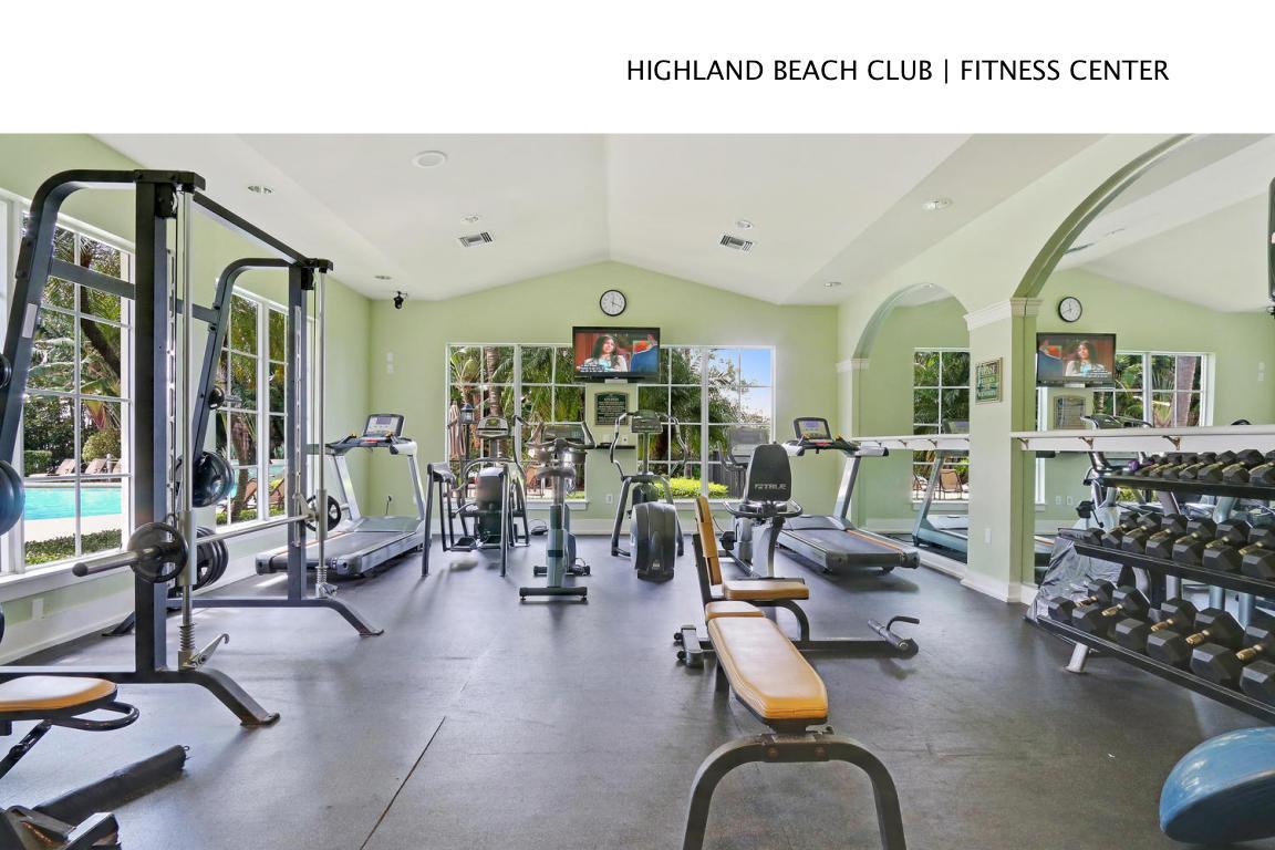 HIGHLAND BEACH CLUB COND  UNIT 606 BLDG 1