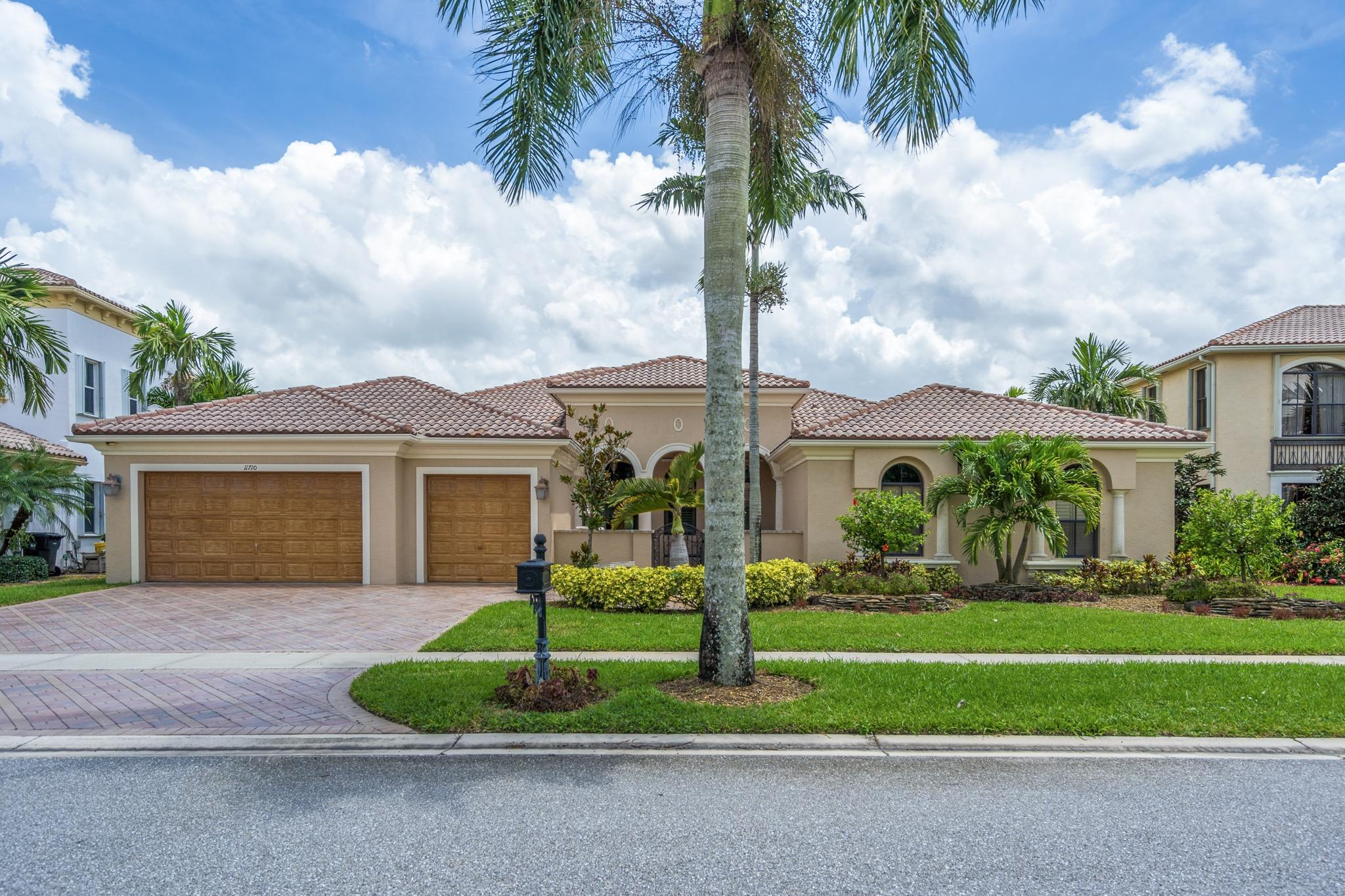 Home for sale in Estates Of Ises Lake Worth Florida