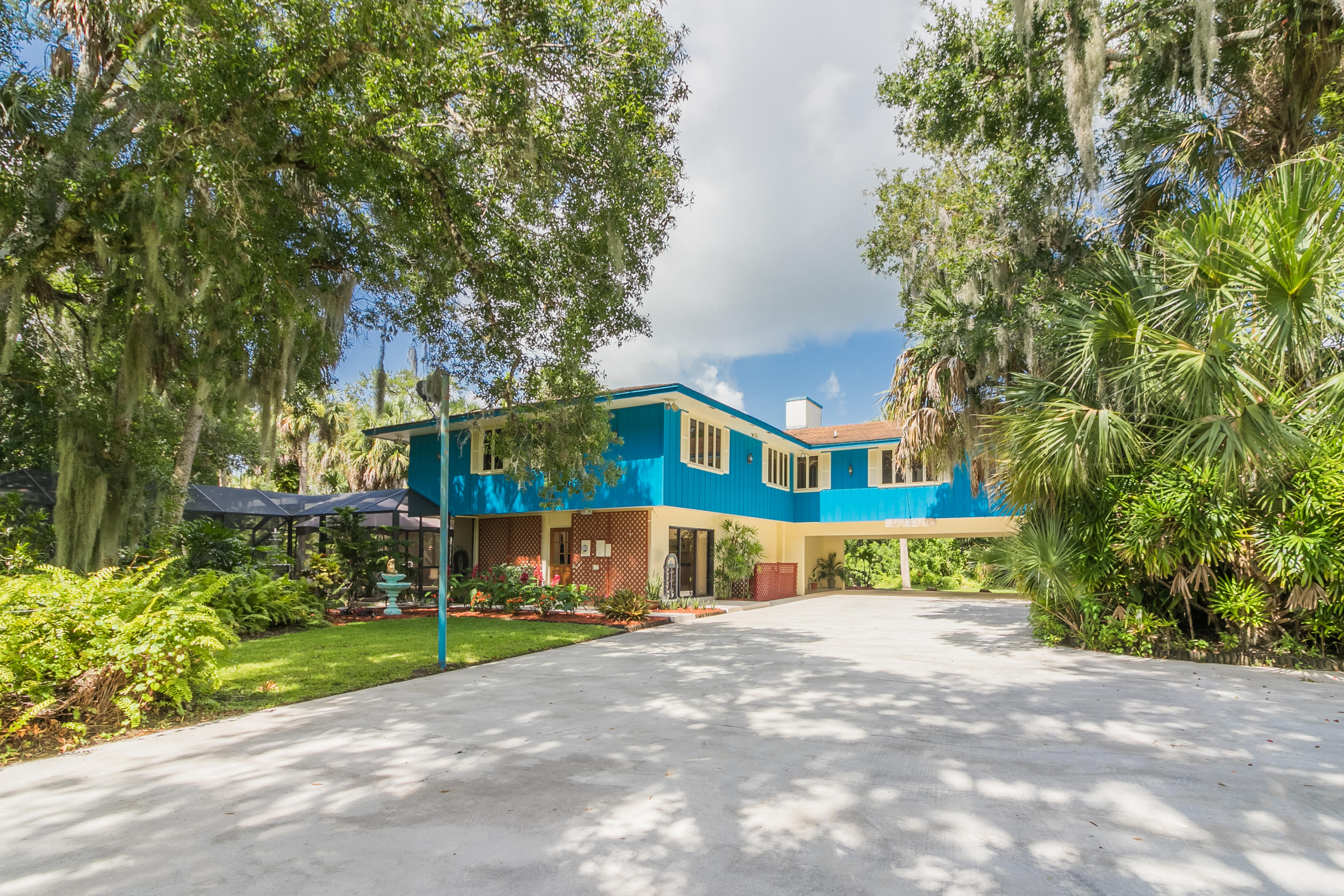 Home for sale in GROVE SUBDIVISION Fort Pierce Florida
