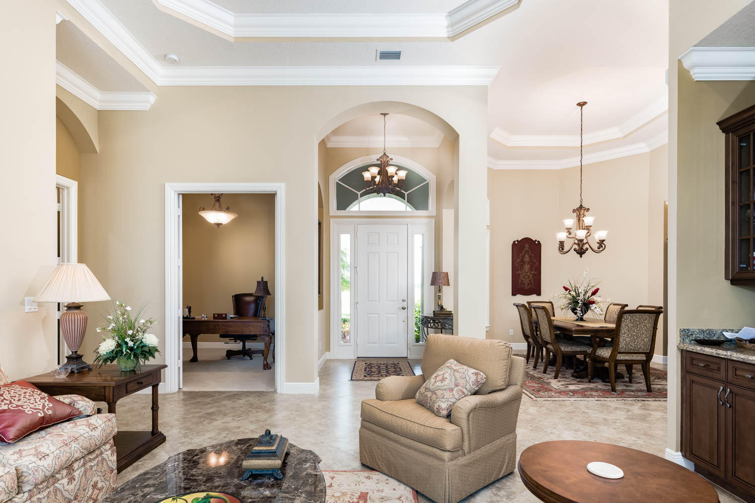 THE ESTATES AT TRADITION REALTY