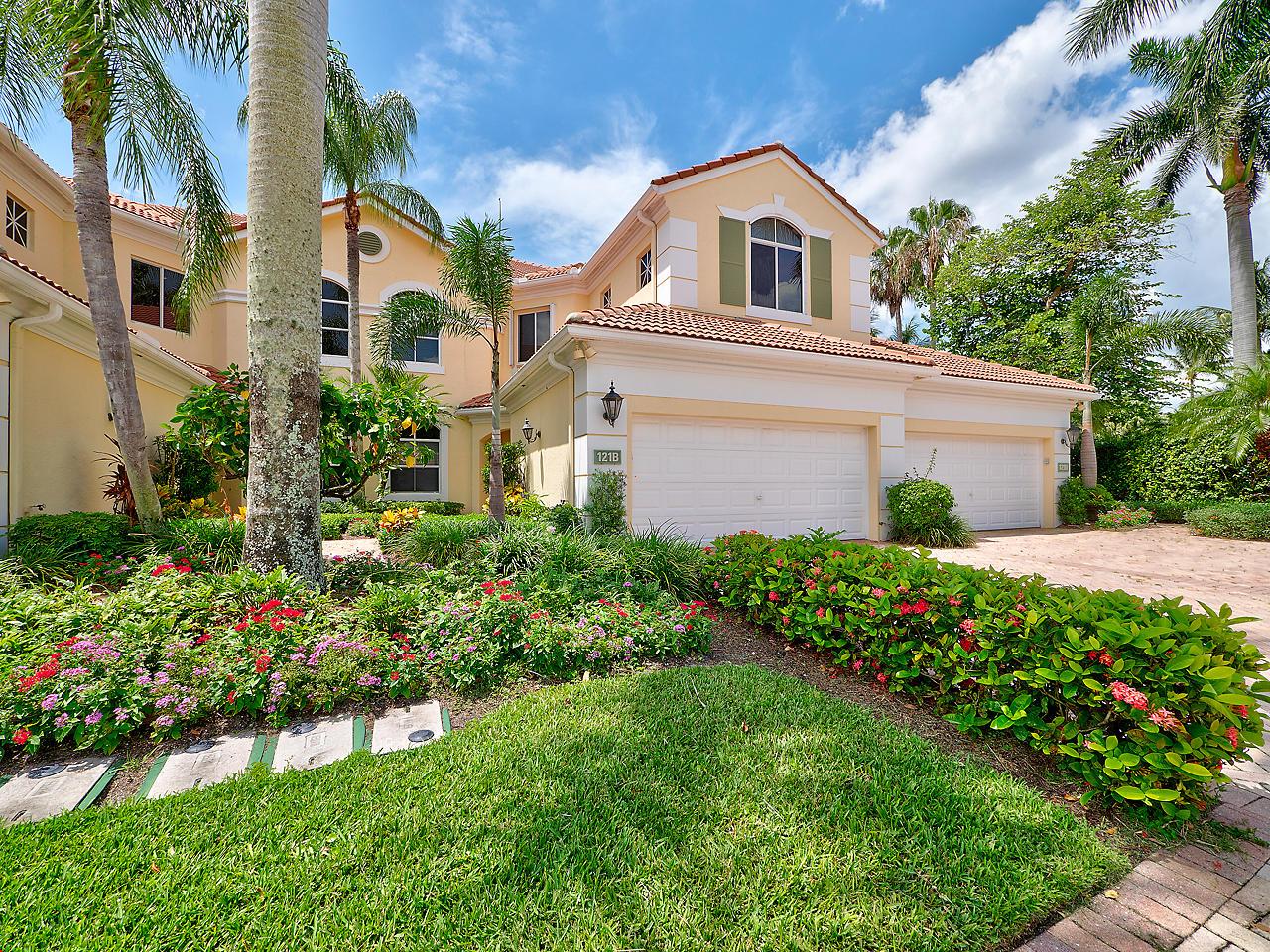 121 Palm Bay Terrace B,Palm Beach Gardens,Florida 33418,3 Bedrooms Bedrooms,2 BathroomsBathrooms,A,Palm Bay,RX-10448417