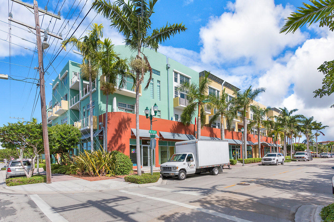 Home for sale in Ocean City Lofts Delray Beach Florida