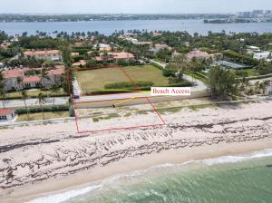 Property for sale at 916 S Ocean Boulevard, Palm Beach,  Florida 33480
