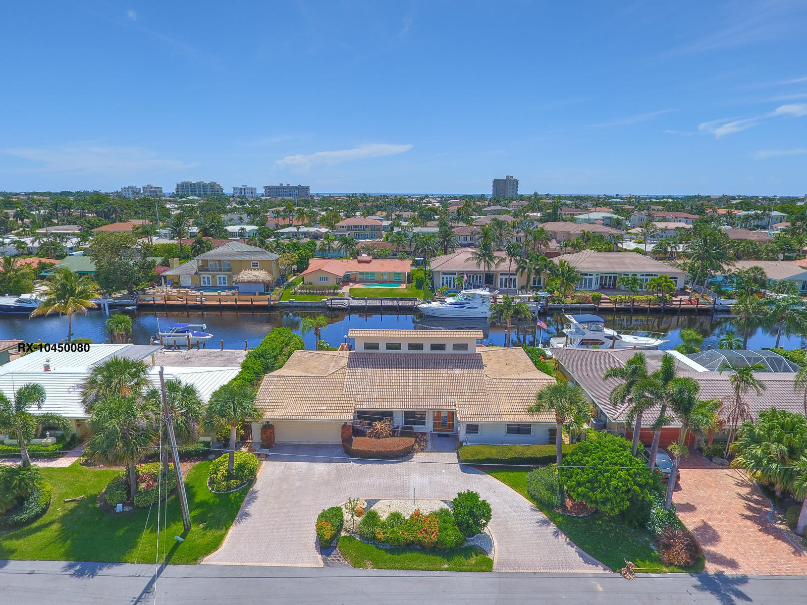 Home for sale in Venetian Isles  1st Sec Lighthouse Point Florida