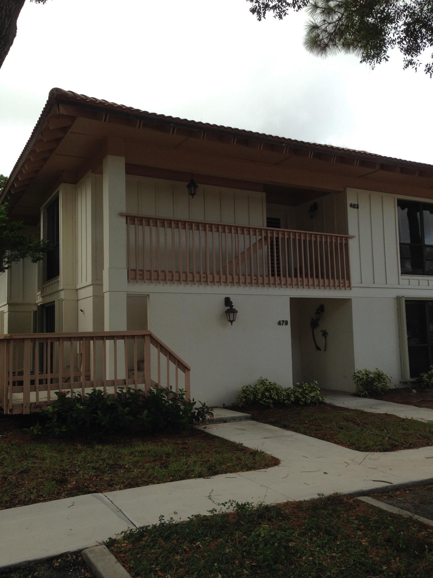 479 Brackenwood Lane 479, Palm Beach Gardens, Florida 33418, 2 Bedrooms Bedrooms, ,2 BathroomsBathrooms,F,Condominium,Brackenwood,RX-10450485