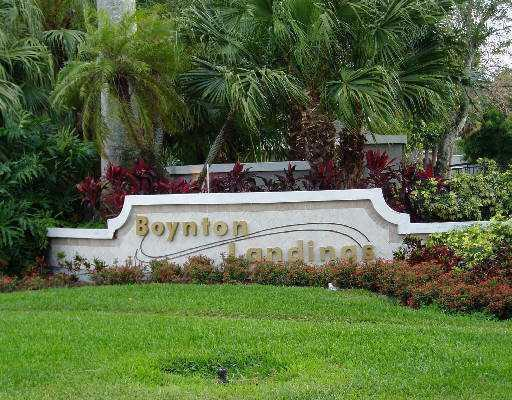 Boynton Landings Condo 2315 N Congress Avenue