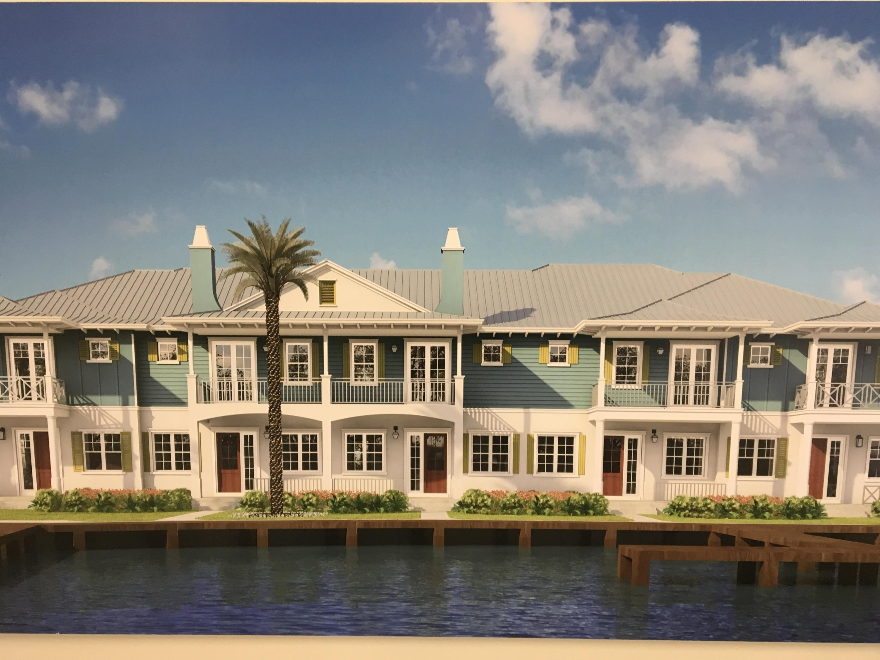 Home for sale in Inlet Waters Townhomes Jupiter Florida