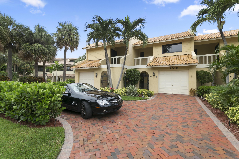 Home for sale in CASA DEL LAGO CONDO Highland Beach Florida