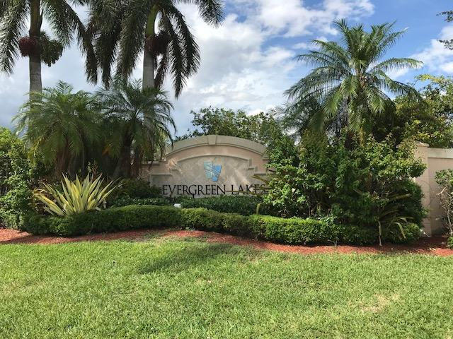 Home for sale in Evergreen Lakes Coconut Creek Florida