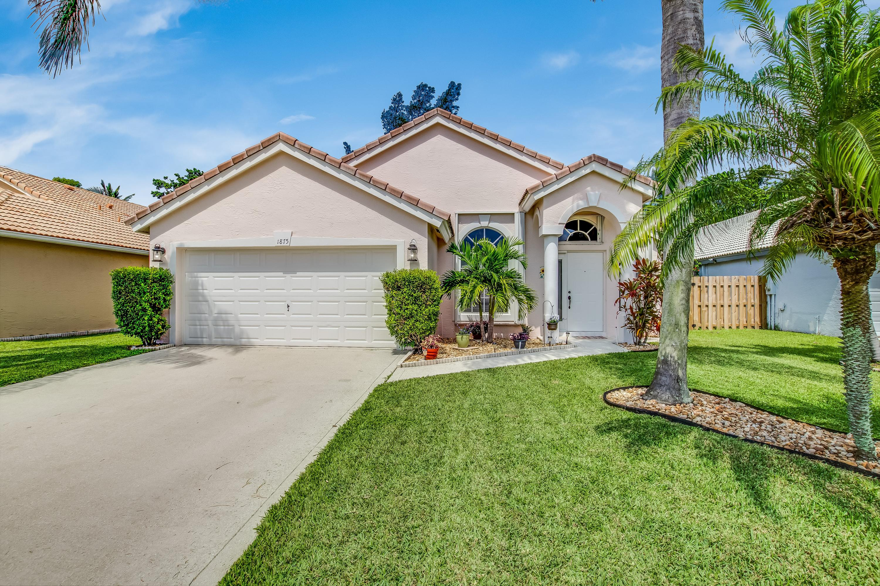Home for sale in WELLINGTONS EDGE PAR 76 PH 2A Wellington Florida