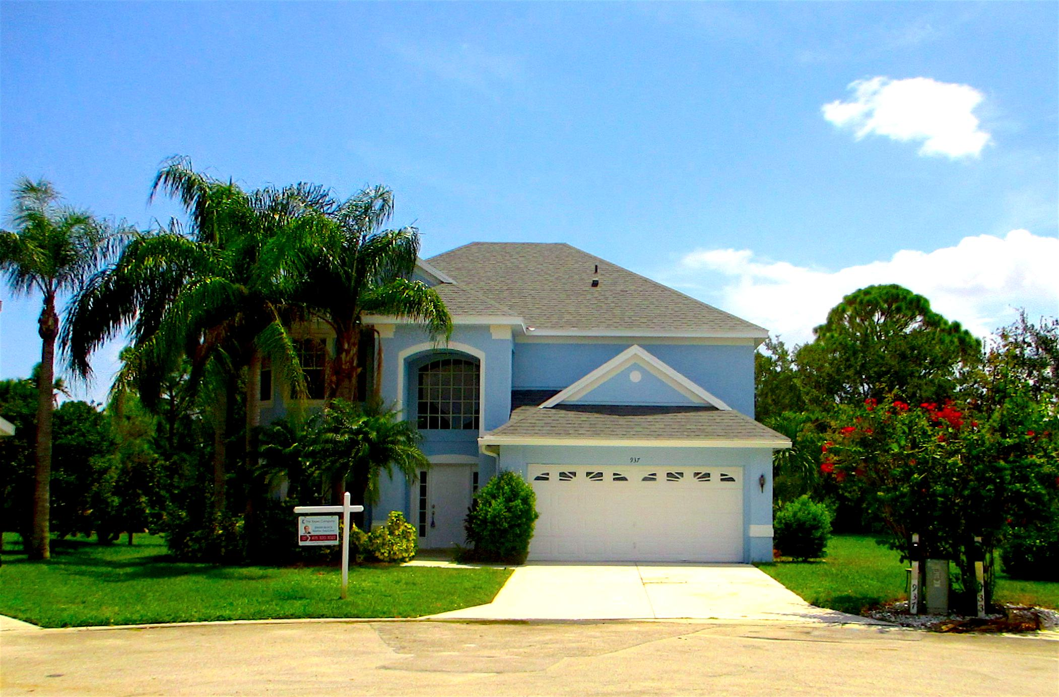 Home for sale in PINEAPPLE PLANTATION PLAT 1 Jensen Beach Florida