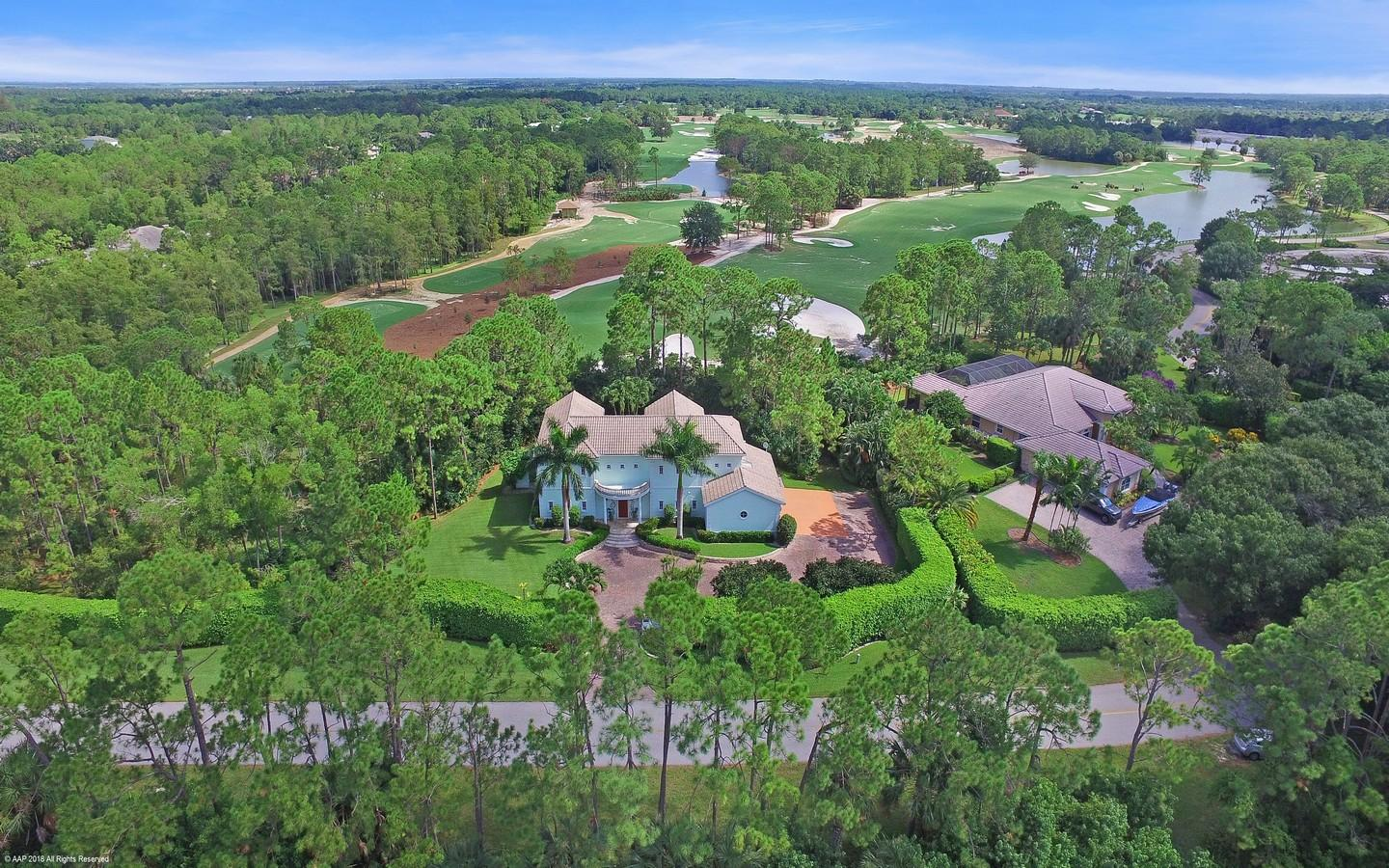 New Home for sale at 3651 Tailwinds Road in Jupiter
