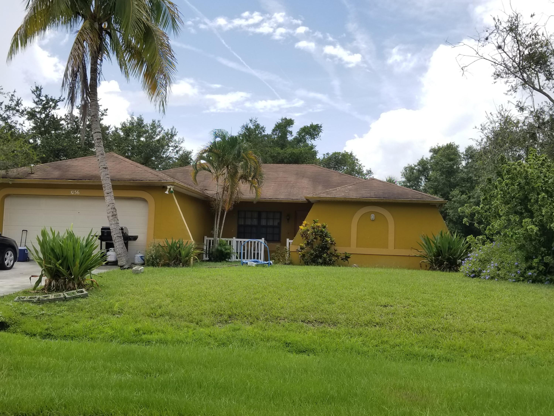 1036 SW Estaugh Avenue, Port Saint Lucie, Florida