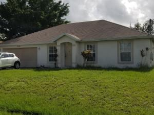 3581 SW KROMREY STREET, PORT SAINT LUCIE, FL 34953  Photo