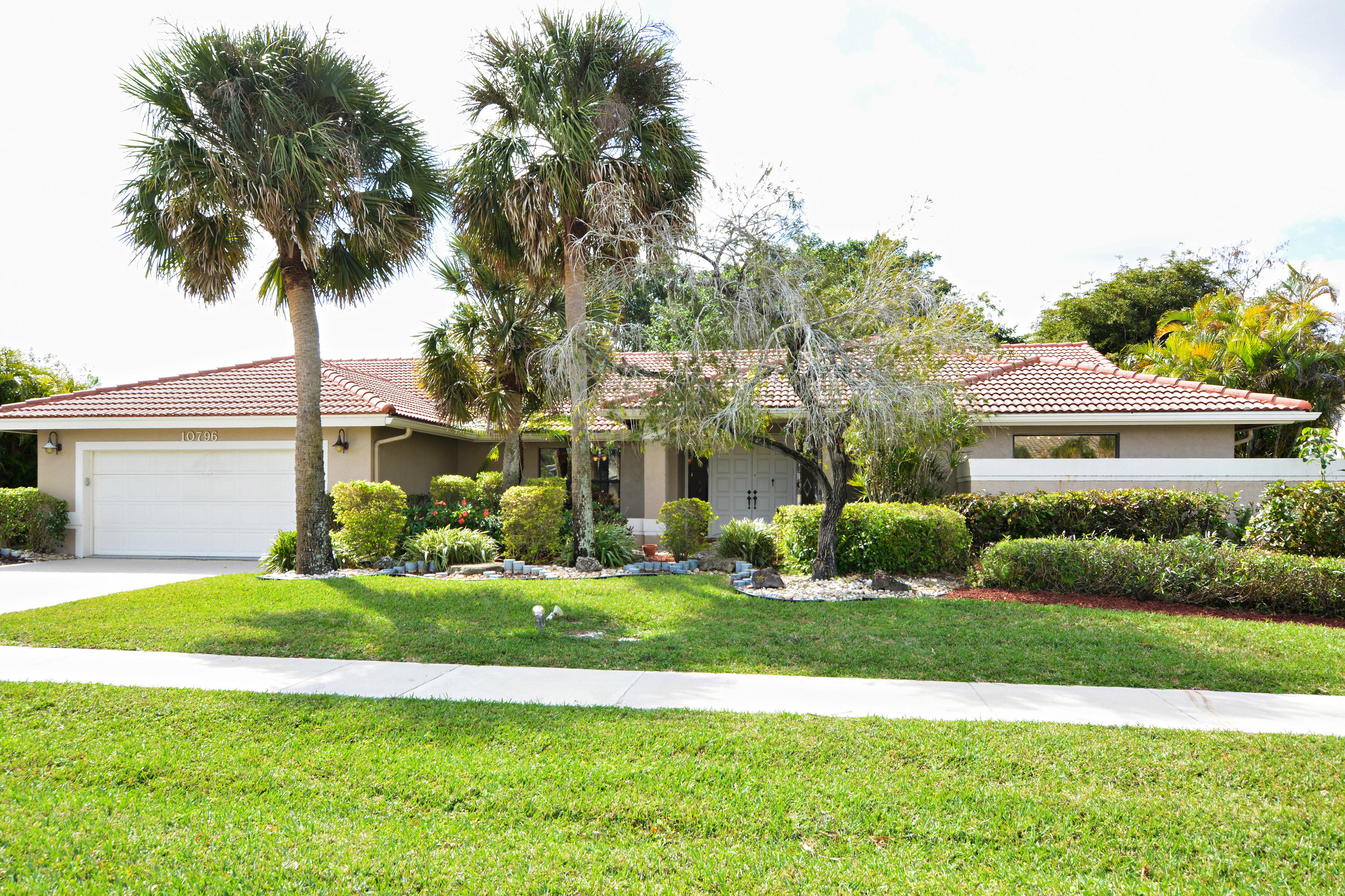 Home for sale in Boca Woods Woods Country Club Boca Raton Florida