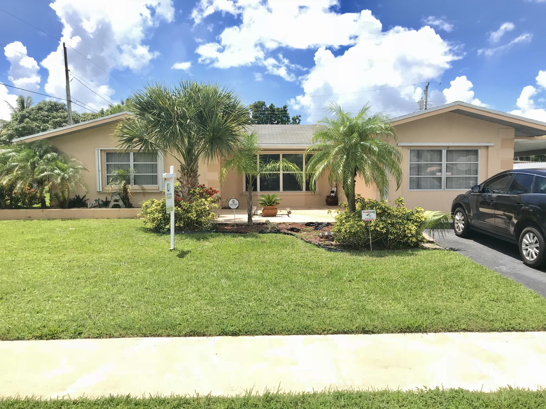 Home for sale in PALM BEACH COLONY SEC 1 Royal Palm Beach Florida
