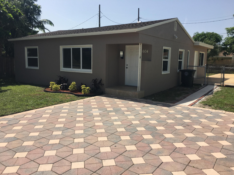 Home for sale in FAIRFAX PARK ADD West Palm Beach Florida