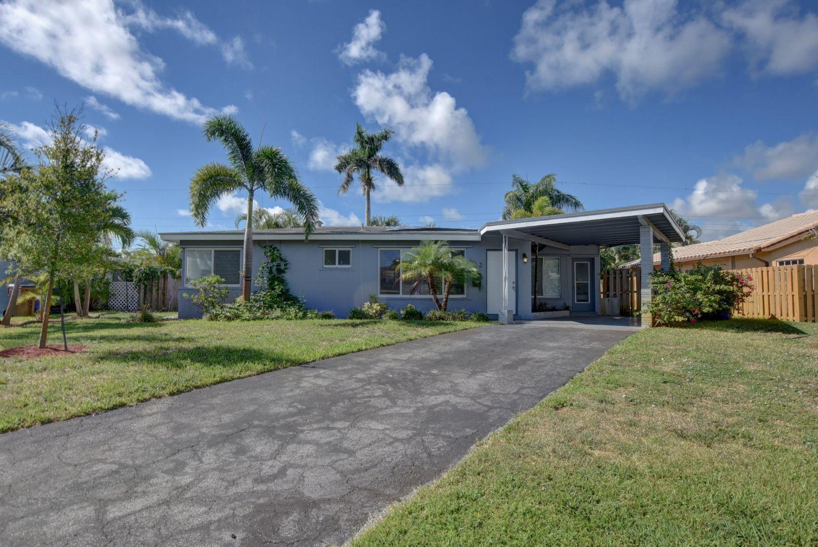 Home for sale in Floresta Estates Deerfield Beach Florida