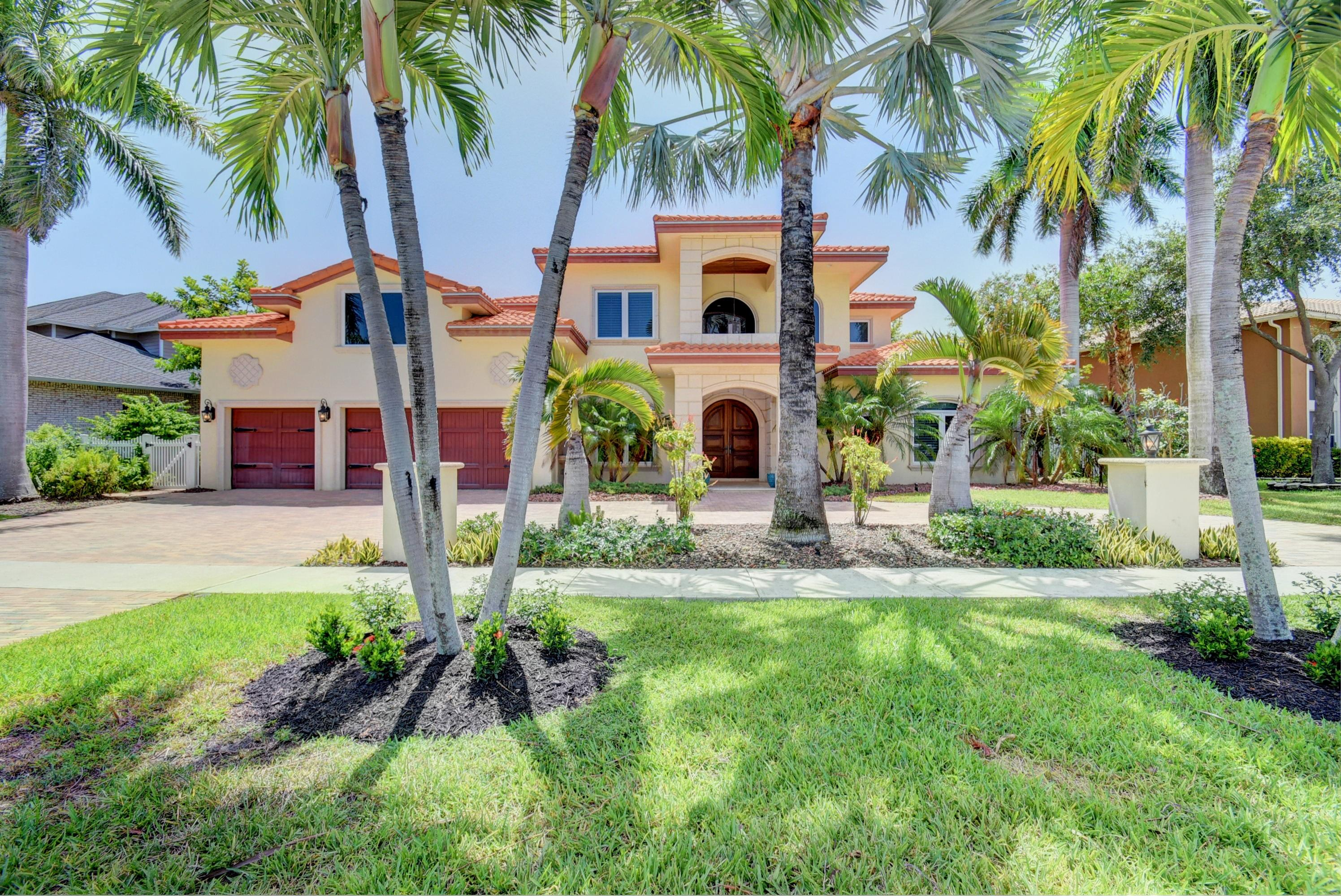 Home for sale in Hidden Valley Boca Raton Florida
