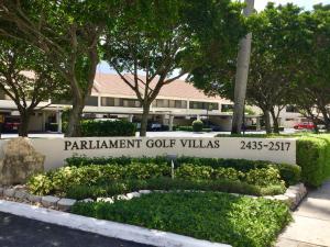 Parliament Golf Villas Condo