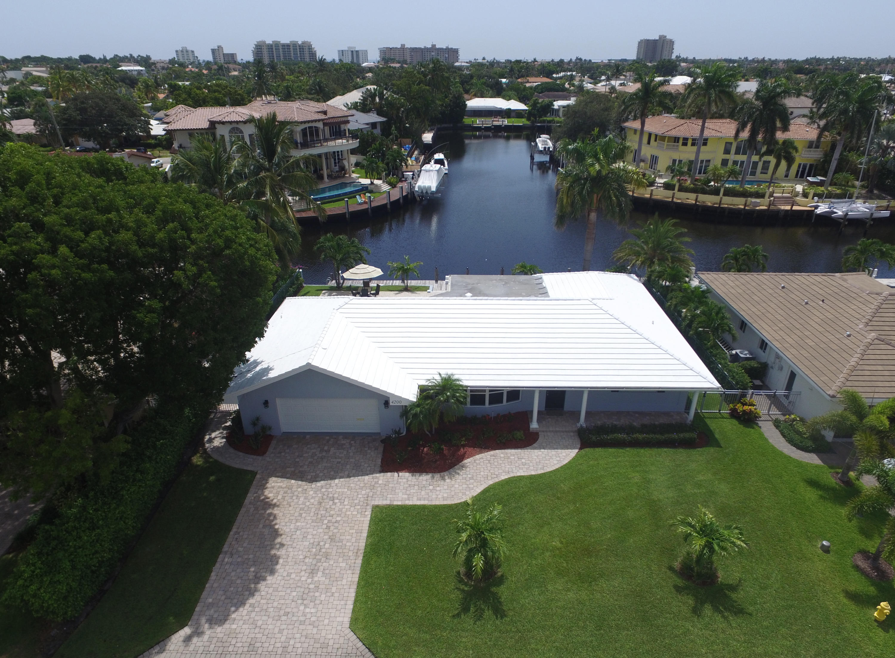 Home for sale in VENETIAN ISLES 3RD SEC Lighthouse Point Florida