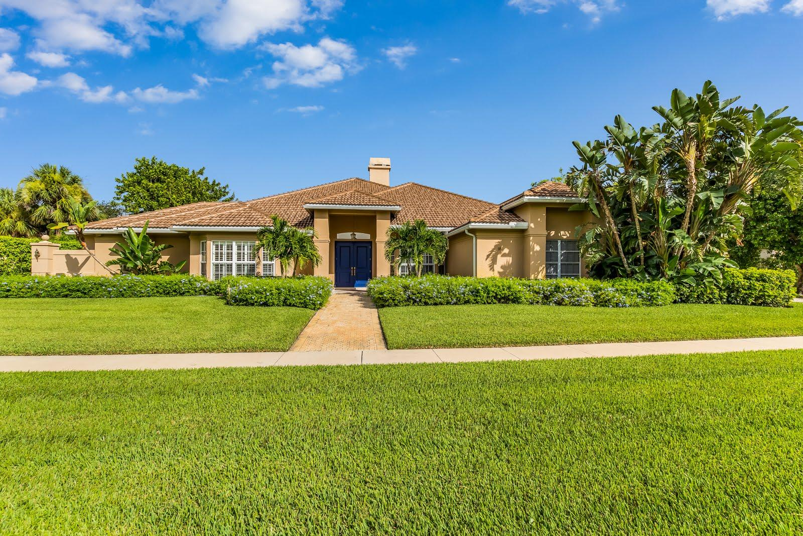 Home for sale in Polo West Estates Wellington Florida