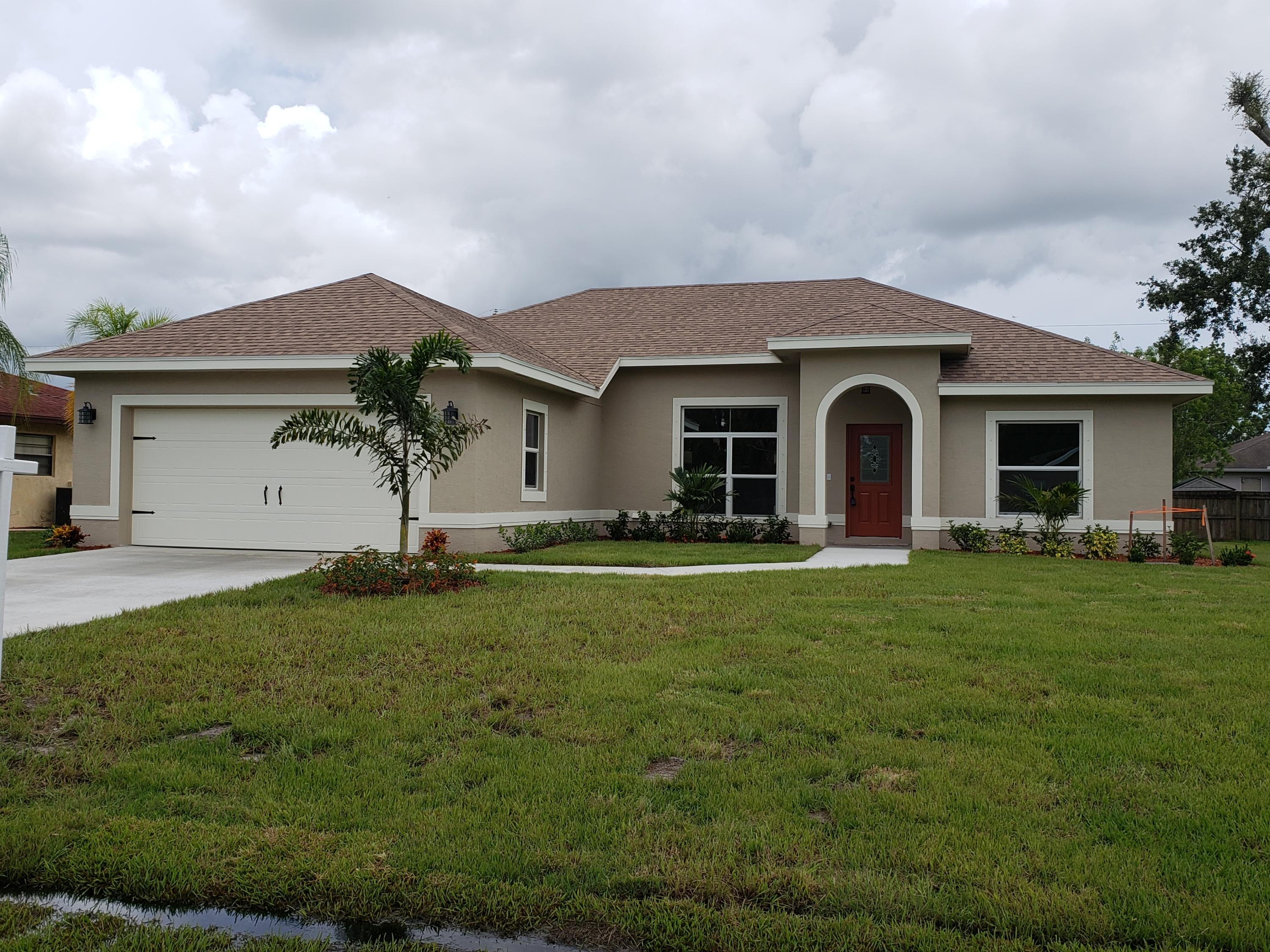 Photo of 2009 SW Gemini Lane, Port Saint Lucie, FL 34983