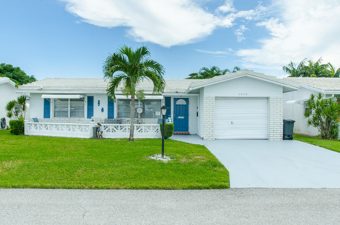 1212 SW 21st Avenue Boynton Beach, FL 33426 photo 1