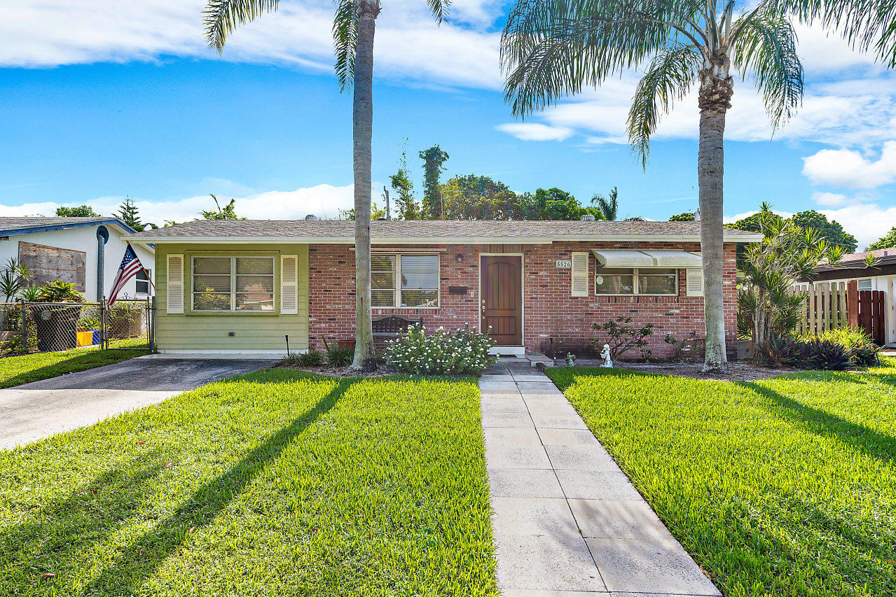 Home for sale in BACON PARK ESTATES West Palm Beach Florida