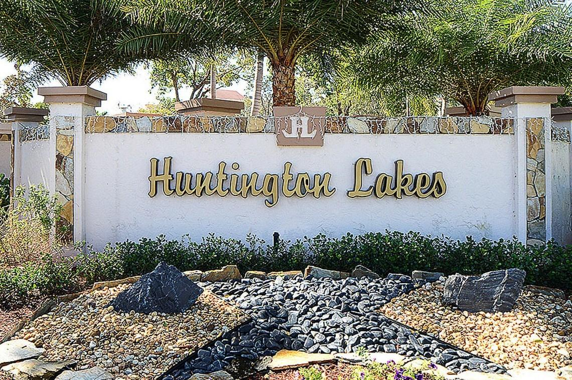 Home for sale in Huntington Lakes Delray Beach Florida