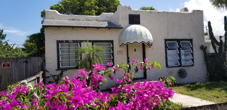 416 Pilgrim Road West Palm Beach, FL 33405