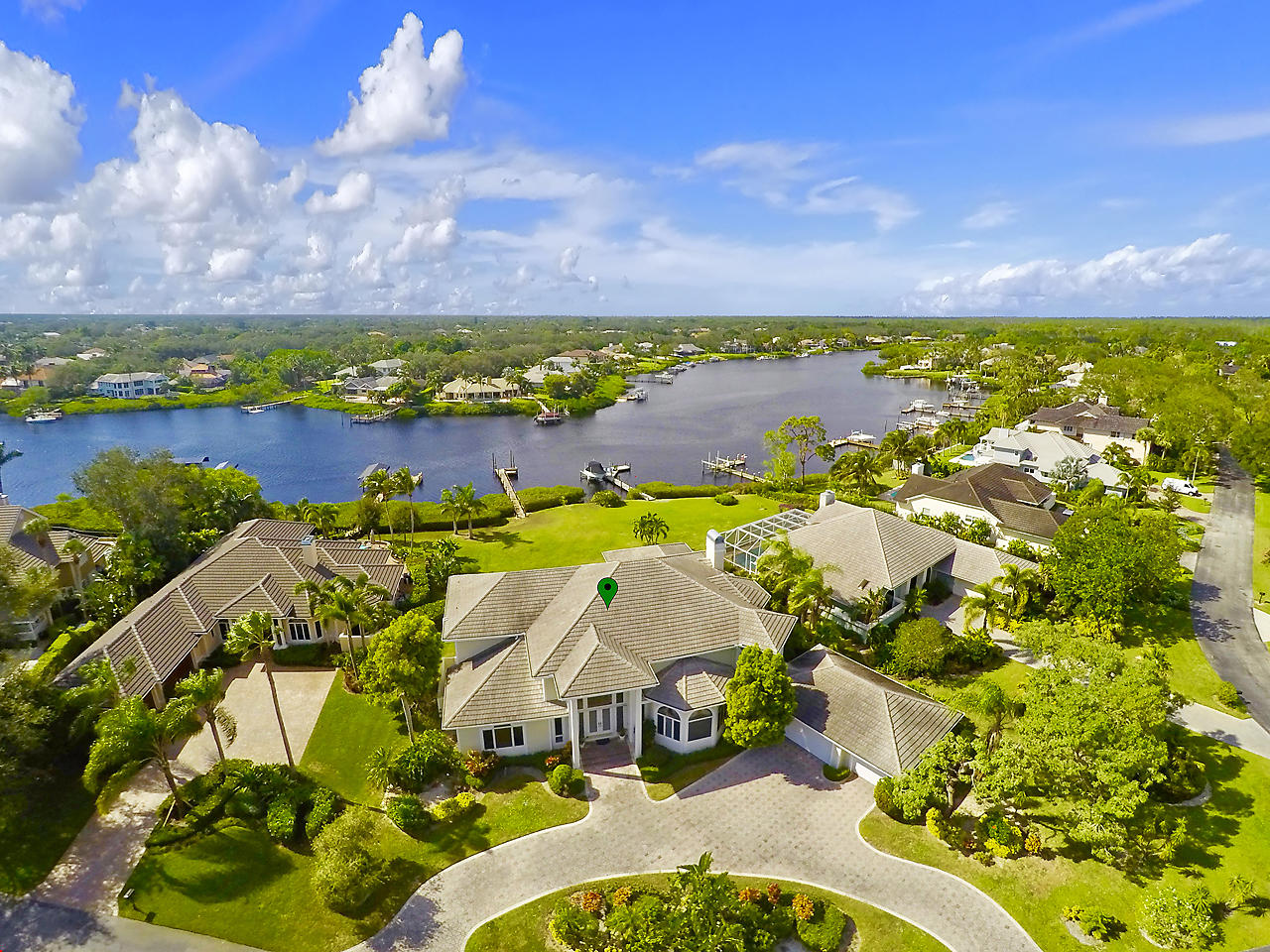 New Home for sale at 18411 Lakeside Drive in Tequesta