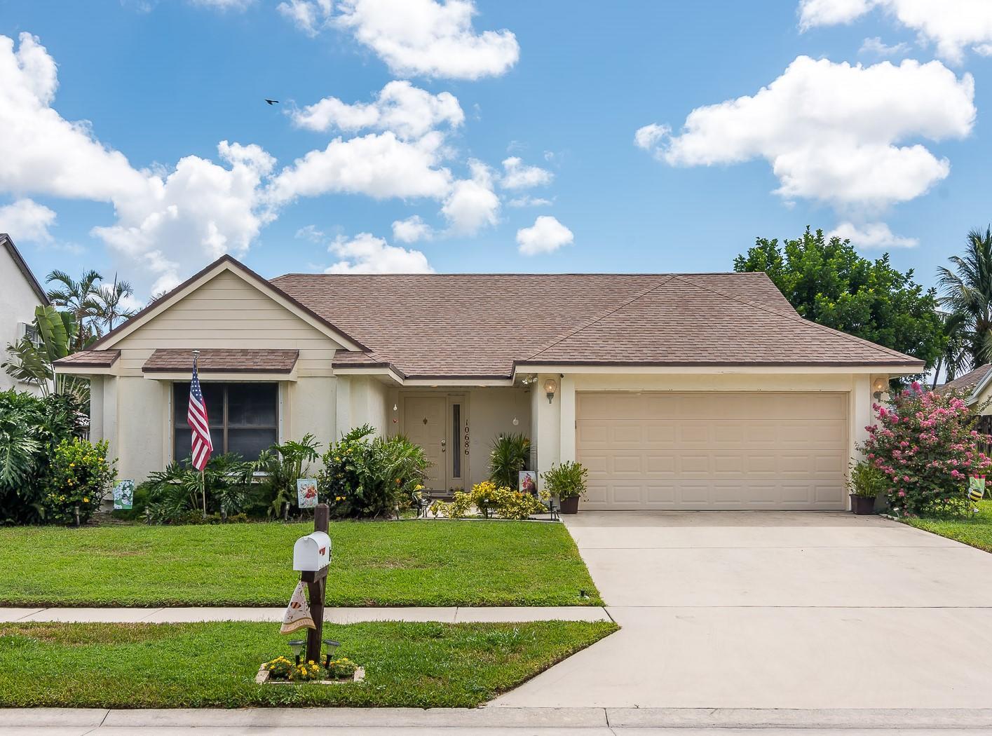 10686 Mandya Court, Boynton Beach, Florida 33437, 3 Bedrooms Bedrooms, ,2 BathroomsBathrooms,A,Single family,Mandya,RX-10456679