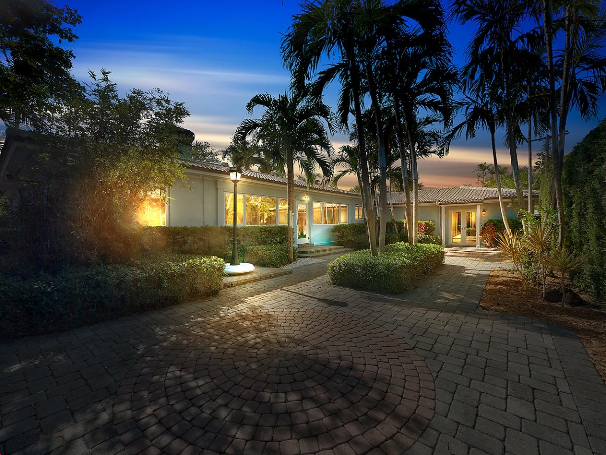 Photo of home for sale at 247 Rilyn Drive, West Palm Beach FL