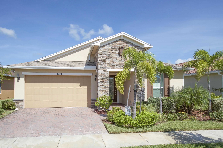 Photo of home for sale at 10249 Fernwood Avenue SW, Port Saint Lucie FL
