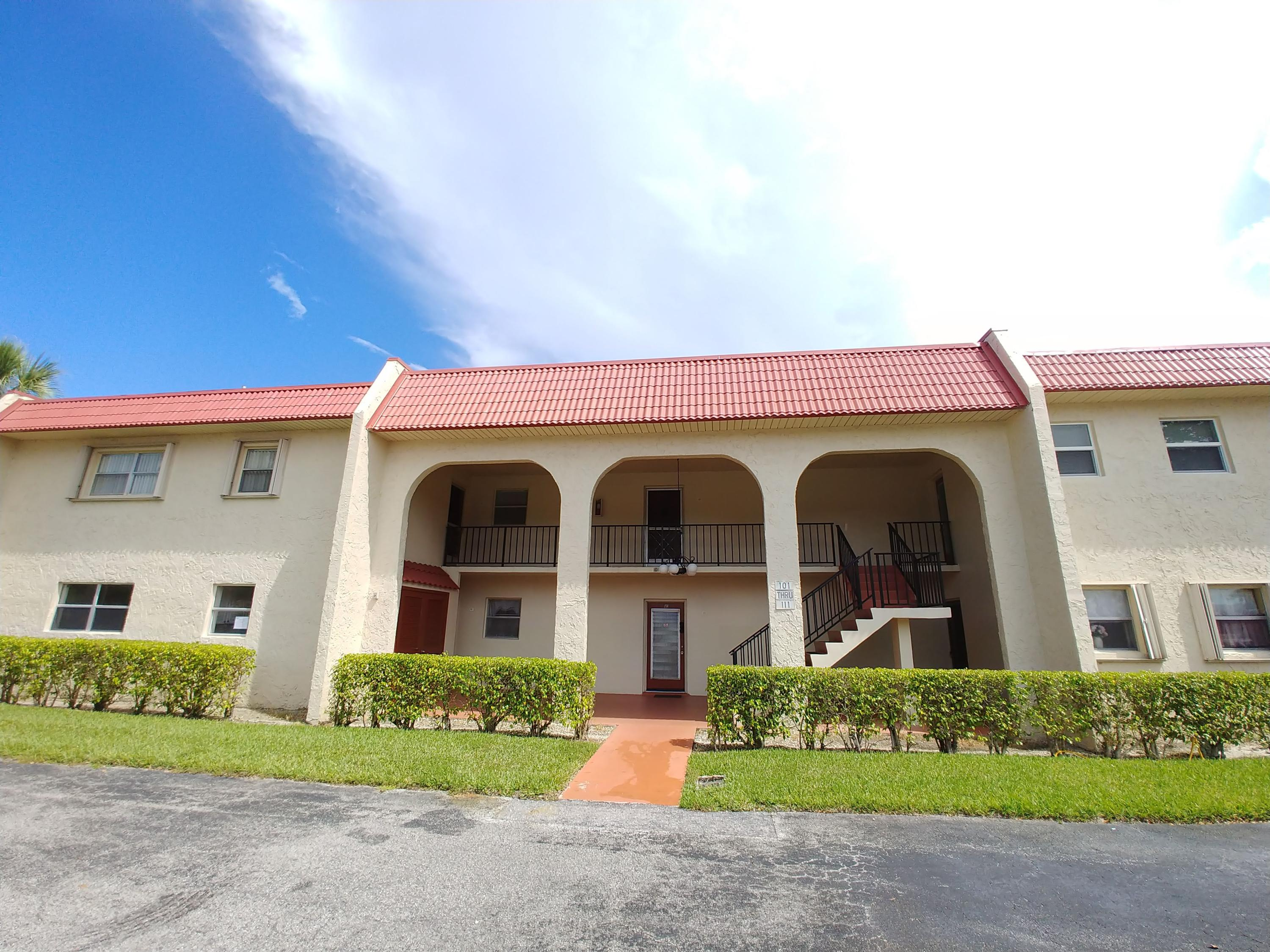 Home for sale in Golden Lake Village West Palm Beach Florida