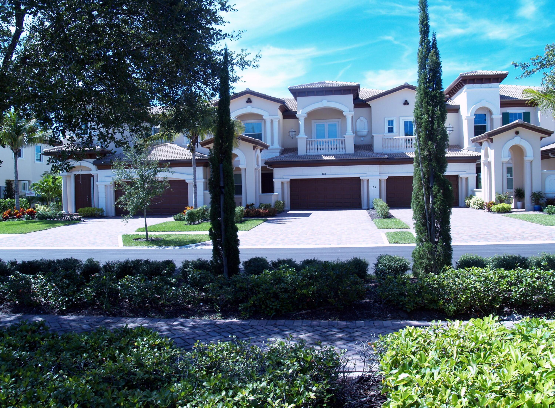 Photo of home for sale at 155 Tresana Boulevard, Jupiter FL